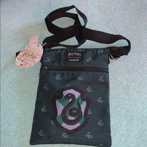 Slytherin Cross Body Bag